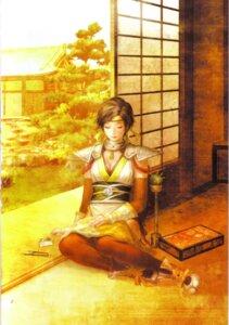 Rating: Safe Score: 7 Tags: armor cleavage kimono koei nene nene_(musou) sengoku_musou sengoku_musou_2 thighhighs User: Radioactive