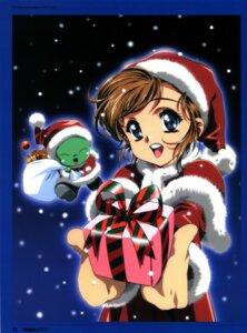 Rating: Safe Score: 3 Tags: christmas kawarajima_koh User: Radioactive