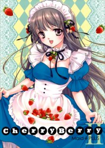 Rating: Safe Score: 9 Tags: hime_ichigo maid noda_mirei User: petopeto