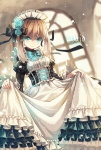 Rating: Safe Score: 35 Tags: maid skirt_lift yumeichigo_alice User: charunetra