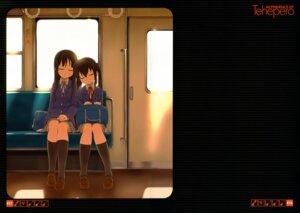 Rating: Safe Score: 17 Tags: akiyama_mio bakutendou bakutendou_(circle) k-on! nakano_azusa seifuku User: Chrissues