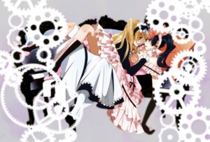 Rating: Safe Score: 17 Tags: alois_trancy atto_aiko ciel_phantomhive dress kuroshitsuji maid trap User: charunetra