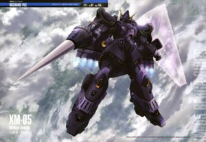 Rating: Safe Score: 10 Tags: gundam gundam_f91 ichikawa_keizou mecha User: Radioactive