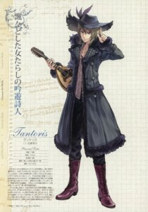 Rating: Safe Score: 10 Tags: atelier atelier_rorona kishida_mel male profile_page tantris User: crim