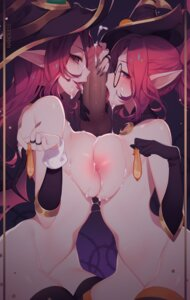 Rating: Explicit Score: 65 Tags: cum fellatio janna_windforce league_of_legends megane naked nanoless nipples penis pointy_ears symmetrical_docking thighhighs uncensored witch User: BattlequeenYume