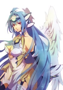 Rating: Safe Score: 25 Tags: kos-mos senano_yuu wings xenosaga User: Radioactive