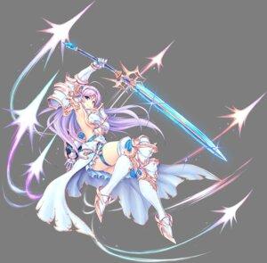 Rating: Safe Score: 17 Tags: armor garter heels iris_mysteria!_~shoujo_no_tsumugu_yume_no_hiseki~ no_bra sword tagme thighhighs transparent_png User: saemonnokami