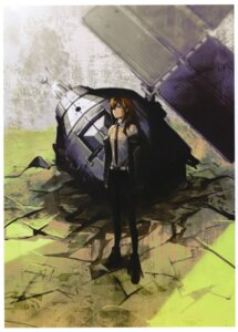 Rating: Safe Score: 30 Tags: huke makise_kurisu steins;gate User: gogotea28