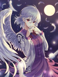 Rating: Safe Score: 13 Tags: dress kishin_sagume tagme touhou wings User: BattlequeenYume