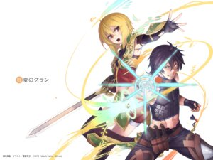 Rating: Safe Score: 11 Tags: akinaie armor sword weapon User: sinonhecate