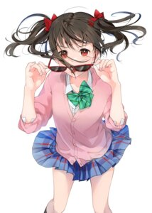 Rating: Safe Score: 23 Tags: love_live! megane seifuku sweater tagme yazawa_nico User: Spidey