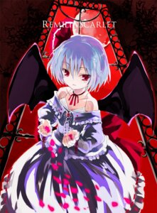 Rating: Safe Score: 15 Tags: gochou_(comedia80) remilia_scarlet touhou wings User: konstargirl
