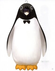 Rating: Safe Score: 12 Tags: kuonji_alice mahou_tsukai_no_yoru penguin type-moon User: Fanla