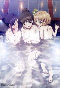 Rating: Questionable Score: 120 Tags: bathing breast_hold feet fujii_yasuo hanasaku_iroha matsumae_ohana naked oshimizu_nako tsurugi_minko User: Jigsy