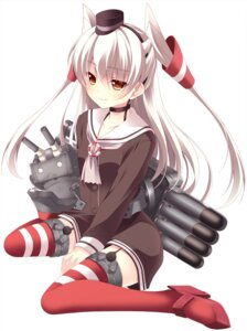 Rating: Safe Score: 51 Tags: a_flow amatsukaze_(kancolle) kantai_collection rensouhou-chan stockings thighhighs User: tbchyu001