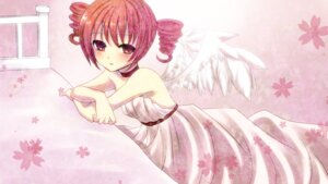 Rating: Safe Score: 28 Tags: dress kasane_teto utau vocaloid wings yayoi User: Nekotsúh