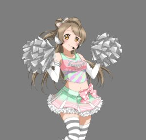Rating: Safe Score: 20 Tags: cheerleader headphones love_live! minami_kotori tagme thighhighs transparent_png User: saemonnokami