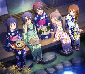 Rating: Safe Score: 14 Tags: digital_version disc_cover megane the_idolm@ster the_idolm@ster_million_live! yukata User: Anonymous