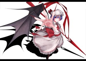 Rating: Safe Score: 18 Tags: remilia_scarlet touhou waterdog weapon wings User: sylver650
