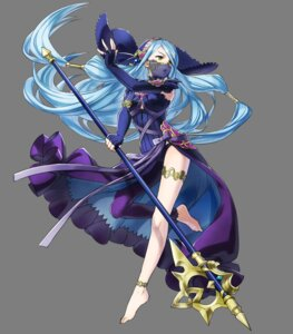 Rating: Questionable Score: 13 Tags: aqua_(fire_emblem) dress fire_emblem fire_emblem_heroes fire_emblem_if garter kaya8 nintendo pantsu see_through thighhighs transparent_png weapon User: Radioactive