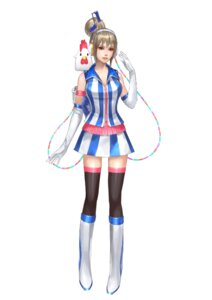 Rating: Safe Score: 9 Tags: dynasty_warriors thighhighs wang_yuanji User: blooregardo