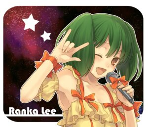 Rating: Questionable Score: 5 Tags: eto_ichika macross macross_frontier ranka_lee User: Radioactive