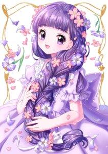 Rating: Safe Score: 9 Tags: card_captor_sakura daidouji_tomoyo dress kisumi_rei User: charunetra