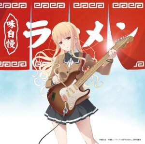 Rating: Safe Score: 16 Tags: disc_cover guitar koizumi-san ramen_daisuki_koizumi-san seifuku tagme User: saemonnokami