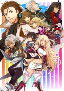 Rating: Safe Score: 15 Tags: ica_ditte tales_of tales_of_xillia User: Nekotsúh