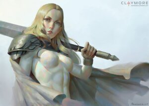 Rating: Safe Score: 7 Tags: armor bodysuit claymore narambaatar_ganbold sword teresa User: Radioactive