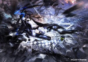 Rating: Safe Score: 40 Tags: black_rock_shooter black_rock_shooter_(character) el-zheng gun vocaloid weapon User: Radioactive