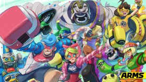 Rating: Safe Score: 8 Tags: arms bodysuit byte_&_barq headphones helix kid_cobra master_mummy mecha mechanica min_min ninjara nintendo ribbon_girl spring_man twintelle_(arms) wallpaper User: fly24