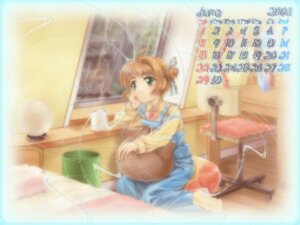 Rating: Safe Score: 7 Tags: calendar card_captor_sakura kinomoto_sakura moonknives wallpaper User: MugiMugi