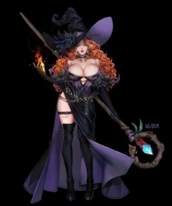 Rating: Safe Score: 24 Tags: dress garter tagme tattoo thighhighs weapon witch User: Radioactive