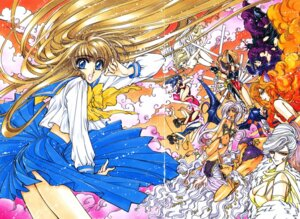 Rating: Questionable Score: 2 Tags: clamp fixme gap miyuki miyuki-chan_in_wonderland User: Share