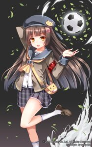 Rating: Safe Score: 58 Tags: seifuku serin199 soccer soccer_spirits User: Mr_GT