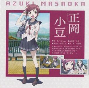 Rating: Safe Score: 20 Tags: go!go!575 kanzaki_hiro masaoka_azuki project575 seifuku User: akusiapa