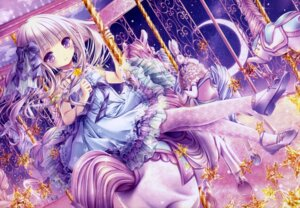 Rating: Safe Score: 81 Tags: crease dress heels lolita_fashion pantyhose raw_scan tinkerbell tinkle User: kaguya940385