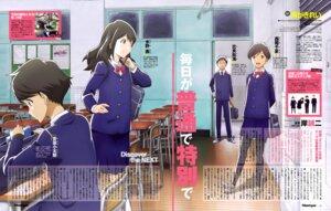 Rating: Safe Score: 13 Tags: morita_kazuaki pantyhose seifuku tsuki_ga_kirei User: drop