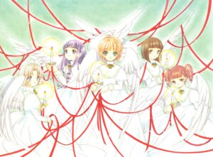 Rating: Safe Score: 3 Tags: card_captor_sakura clamp possible_duplicate tagme User: Omgix