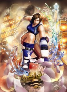 Rating: Safe Score: 7 Tags: cleavage kazama_asuka namco street_fighter_x_tekken tekken teshigawara_kazuma User: Radioactive