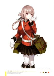 Rating: Safe Score: 25 Tags: fate/grand_order florence_nightingale_(fate/grand_order) gun pantyhose shirako_miso uniform User: kiyoe
