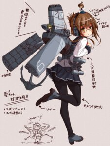 Rating: Safe Score: 39 Tags: ass chibi fairy_(kancolle) headphones heels inazuma_(kancolle) kantai_collection megane mikuma pantyhose sketch User: Mr_GT