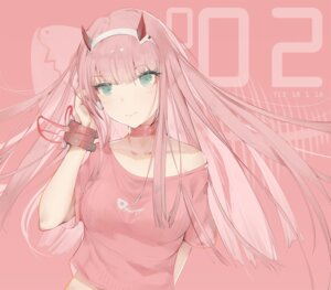 Rating: Safe Score: 30 Tags: darling_in_the_franxx horns t_lege_d zero_two_(darling_in_the_franxx) User: Dreista