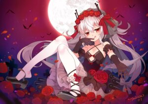 Rating: Safe Score: 67 Tags: azur_lane cleavage dress heels pantyhose tsubasa_tsubasa vampire_(azur_lane) User: Mr_GT