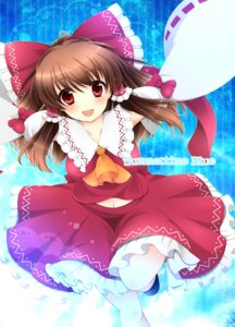 Rating: Safe Score: 16 Tags: hakurei_reimu touhou yumemiya_subaru User: ohenes