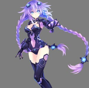 Rating: Questionable Score: 134 Tags: bodysuit choujigen_game_neptune cleavage purple_heart see_through thighhighs transparent_png tsunako User: 百江なぎさ