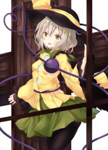 Rating: Safe Score: 14 Tags: komeiji_koishi numpopo pantyhose touhou User: BattlequeenYume