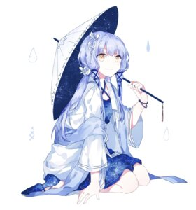 Rating: Safe Score: 41 Tags: dress gocoli umbrella vocaloid yuzuki_yukari User: nphuongsun93