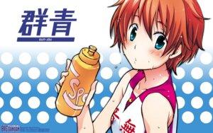 Rating: Safe Score: 3 Tags: kirihara_izumi wallpaper User: Korino